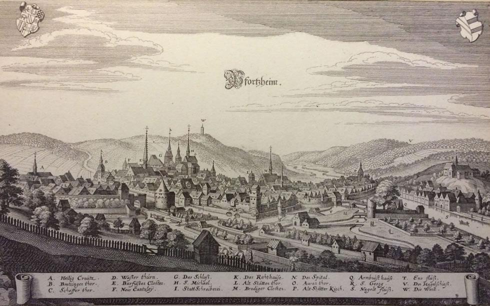 Goldstadt Pforzheim - Schmuckindustrie